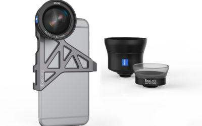 Obiektywy Zeiss dla smartfonów – na początek dla iPhone