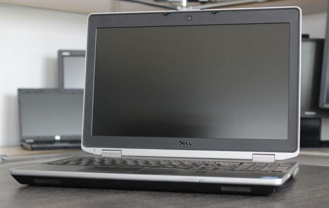 Laptop DELL E6530 i5 3320M/8GB/320GB/DVDRW/1H/KAMERA/FHD/Nvidia/WIN7 – 1799zł